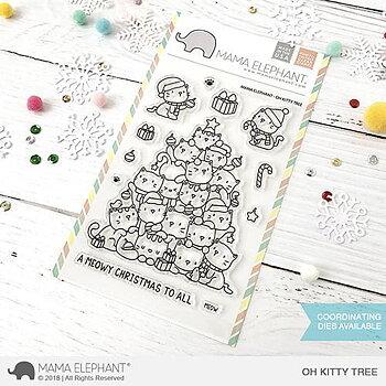 MAMA ELEPHANT-  OH KITTY TREE