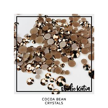 STUDIO KATIA-COCOA BEAN CRYSTALS