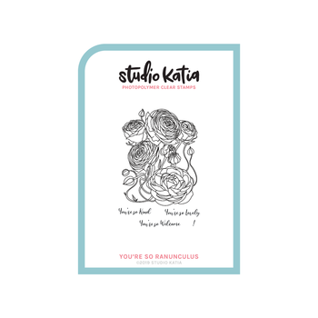 STUDIO KATIA-YOU'RE SO RANUNCULUS