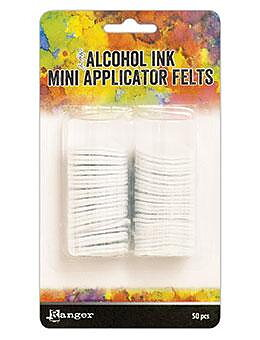 RANGER -Alcohol Ink Applicator Felts, 50pc
