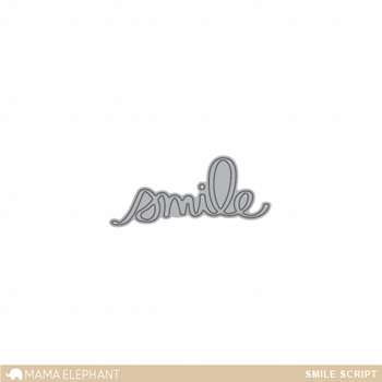 MAMA ELEPHANT- SMILE SCRIPT - CREATIVE CUTS