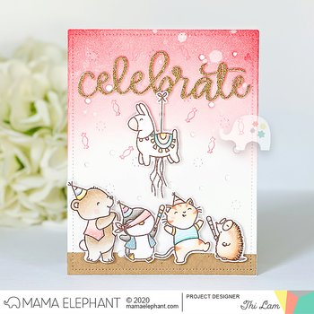 MAMA ELEPHANT-CELEBRATE SCRIPT - CREATIVE CUTS