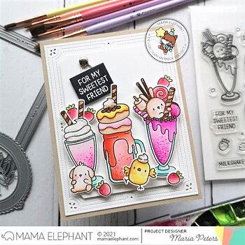 MAMA ELEPHANT-MILKSHAKE - CREATIVE CUTS