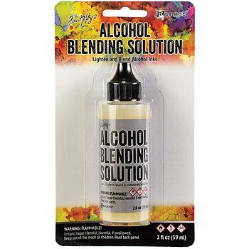 RANGER -Tim Holtz Alcohol Ink Blending Solution 2oz