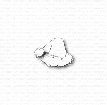 GUMMIAPAN -Liten Tomteluva