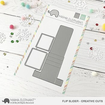 MAMA ELEPHANT-FLIP SLIDER - CREATIVE CUTS