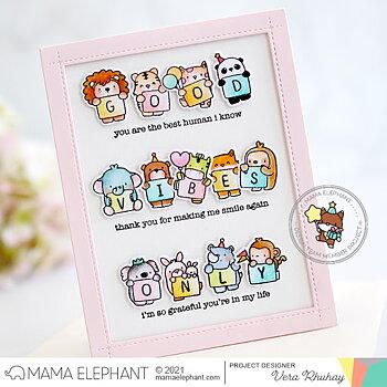 MAMA ELEPHANT-LITTLE SIGNAGE AGENDA