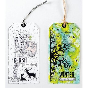 Marianne Design • Art stamps Ice Crystal
