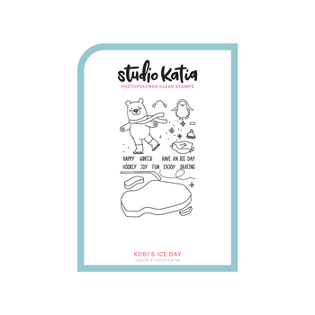 STUDIO KATIA-KOBI'S ICE DAY