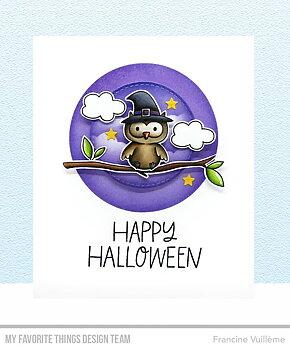 MY FAVORITE THINGS -Halloween Hoo
