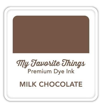 MY FAVORITE THINGS Premium Dye Ink Cube Milk Chocolate