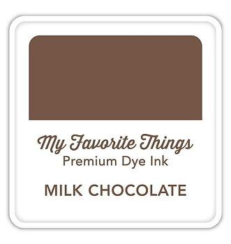 MY FAVORITE THINGS Premium Dye Ink Cube Milk Chocolate