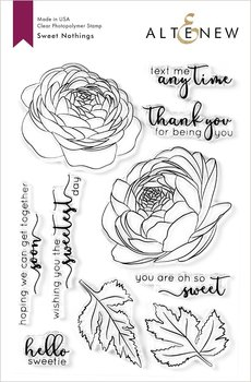 ALTENEW-Sweet Nothings Stamp Set