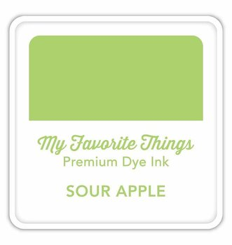 MY FAVORITE THINGS Premium Dye Ink Cube Sour Apple