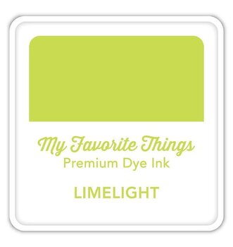 MY FAVORITE THINGS Premium Dye Ink Cube Limelight