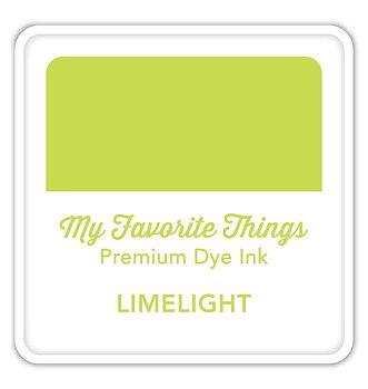 MY FAVORITE THINGS Premium Dye Ink Cube Limelight