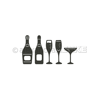 ALEXANDRA RENKE- DIE Sparkling Drinks Set