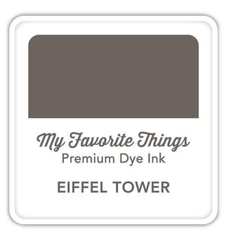 MY FAVORITE THINGS Premium Dye Ink Cube Eiffel Tower