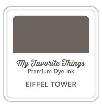MY FAVORITE THINGS Premium Dye Ink Cube Eiffel Tower