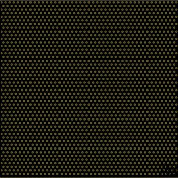 CANVAS CORP  Black & Kraft Mini Dot Reverse