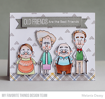MY FAVORITE THINGS -BB Old Friends