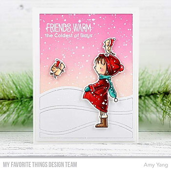 MY FAVORITE THINGS-BB Warmest Wishes