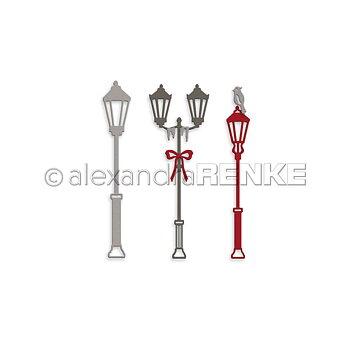 ALEXANDRA RENKE-Die 'Street lamp set'