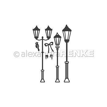 ALEXANDRA RENKE -Die 'Street lamp set'