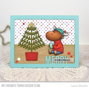 MY FAVORITE THINGS -BB Merry Christmoose