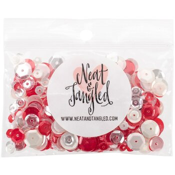 Neat & Tangled PEPPERMINT-SEQUIN MIX