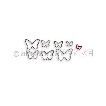 ALEXANDRA RENKE -Die 'Butterflies outline'
