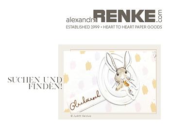ALEXANDRA RENKE-Dies 'Easter eggs frame'