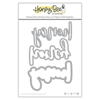HONEY BEE STAMPS Honey | Honey Cuts