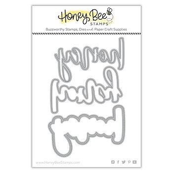 HONEY BEE STAMPS Honey | Honey Cuts