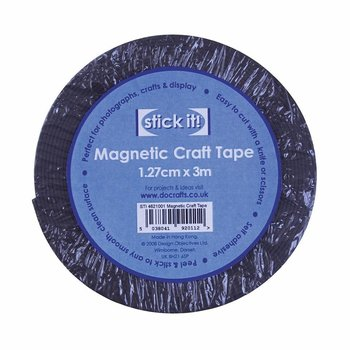 DOCRAFT  -Stick It! 3m Magnetic Craft Tape