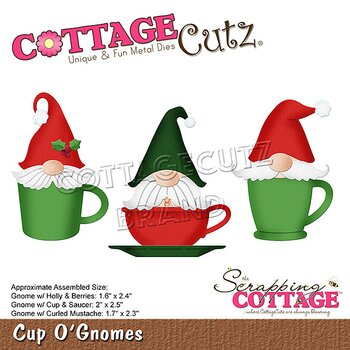 Scrapping Cottage Cup O'Gnomes
