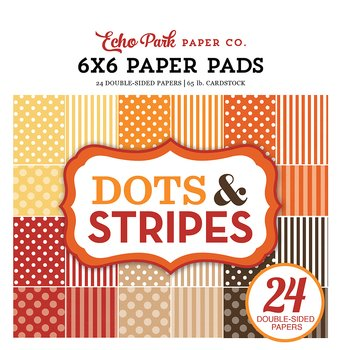 Echo Park -Dots & Stripes Fall