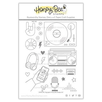 HONEY BEE STAMPS Good Mix | 6x8 Stamp Set