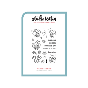 STUDIO KATIA-HONEY BEES