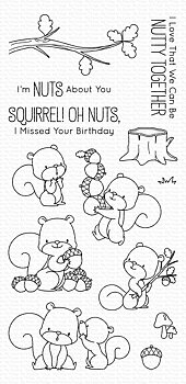MY FAVORITE THINGS-BB Squirrel