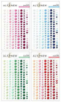 ALTENEW-Wondrous World Enamel Dots Release Bundle