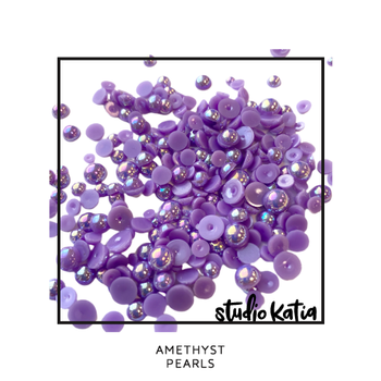 STUDIO KATIA-AMETHYST PEARLS