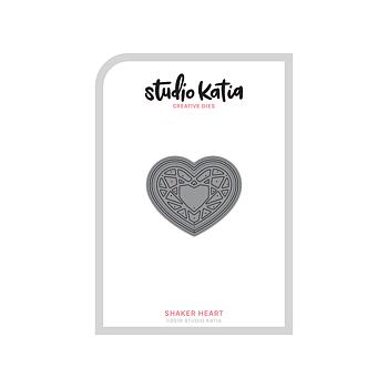 STUDIO KATIA- SHAKER HEART  DIE