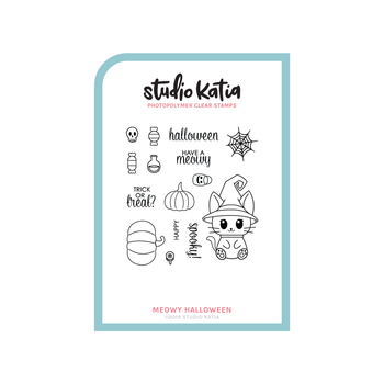 STUDIO KATIA-MEOWY HALLOWEEN