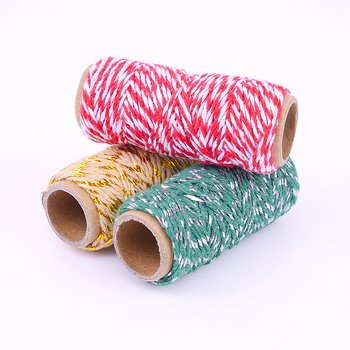 Simply Creative Christmas Twine