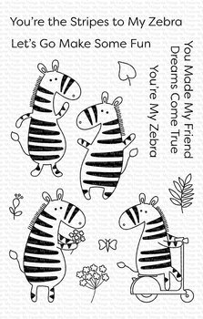 MY FAVORITE THINGS -Zippy Zebras