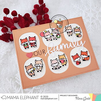 MAMA ELEPHANT-LITTLE FOX AGENDA - CREATIVE CUTS