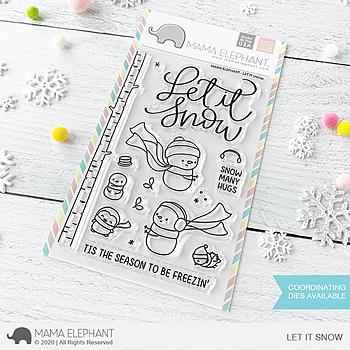 MAMA ELEPHANT-LET IT SNOW