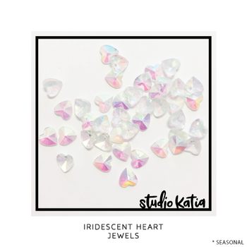 STUDIO KATIA-IRIDESCENT HEARTS