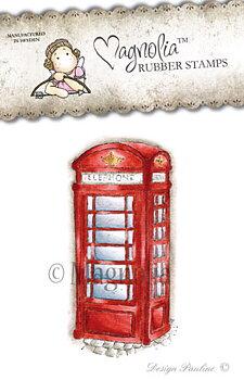 MAGNOLIA LL13 Vintage Phone Booth